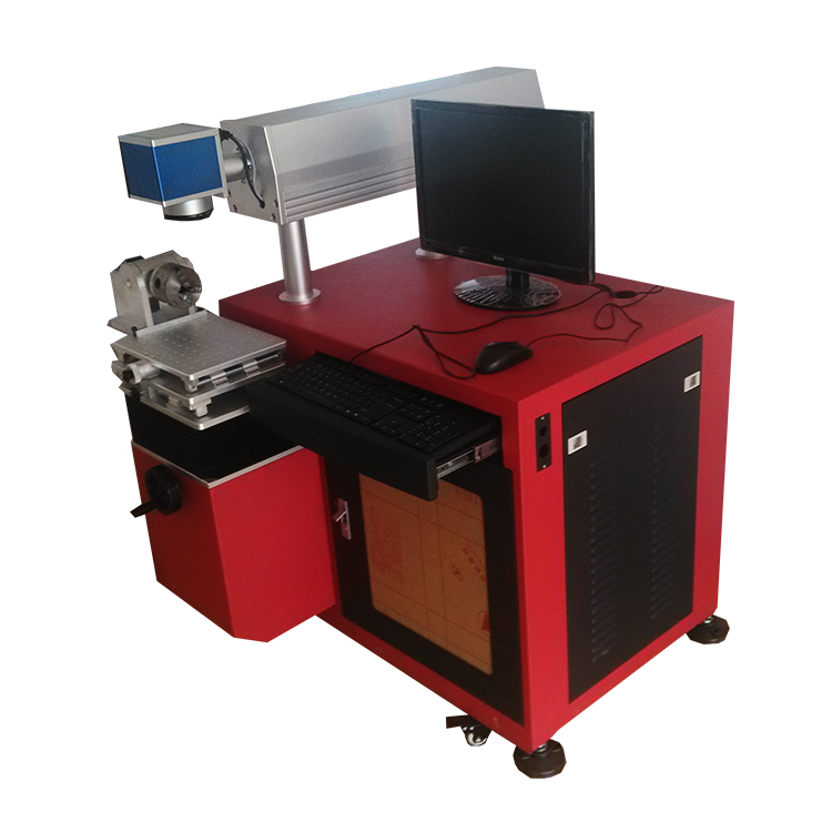 Plastic Bottle Wood Cloth Cable Co2 Laser Marking Machines