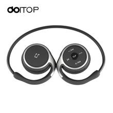 DOITOP Sports BT Headphones Suicen AX-698 Support 32G TF Card FM Radio Portable Neckband Wireless Earphones Headset Auriculars 4