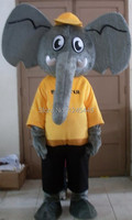 100 In Kind Shooting Elephant Adult Costume Elephant Mascot Costume Adult Elephant Costume