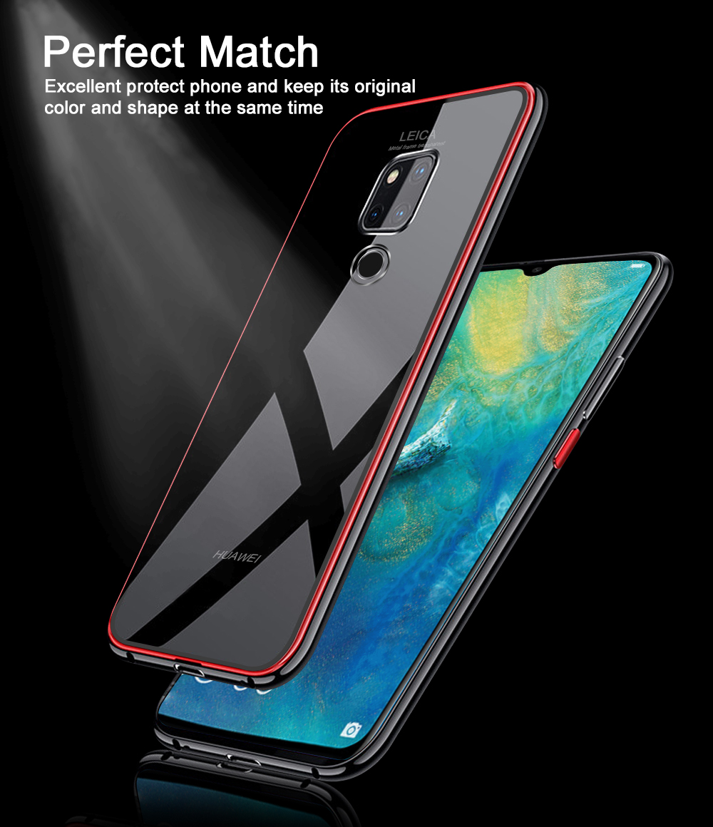 Ascromy-Metal-Bumper-Case-For-Huawei-Mate-20-Pro-Aluminum-Frame-Crystal-Tempered-Glass-Cover-Coque-For-Huawei-Mate-20-Mate20-X (2)