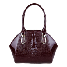 Luxury Genuine Leather Women Handbags Large Serpentine Leather Trapeze Bags Female Design Ladies Tote Bag New bolsos mujer