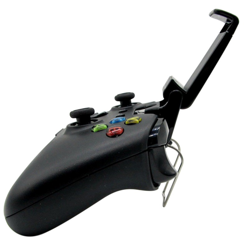 Portable Universal Phone Mount Bracket Gamepad Controller Clip Holder for Handle