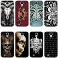Satanic Skull Hard Transparent Cover Case for Galaxy S7 Edge S6 Edge Plus S5 S4 S3 & Mini S2