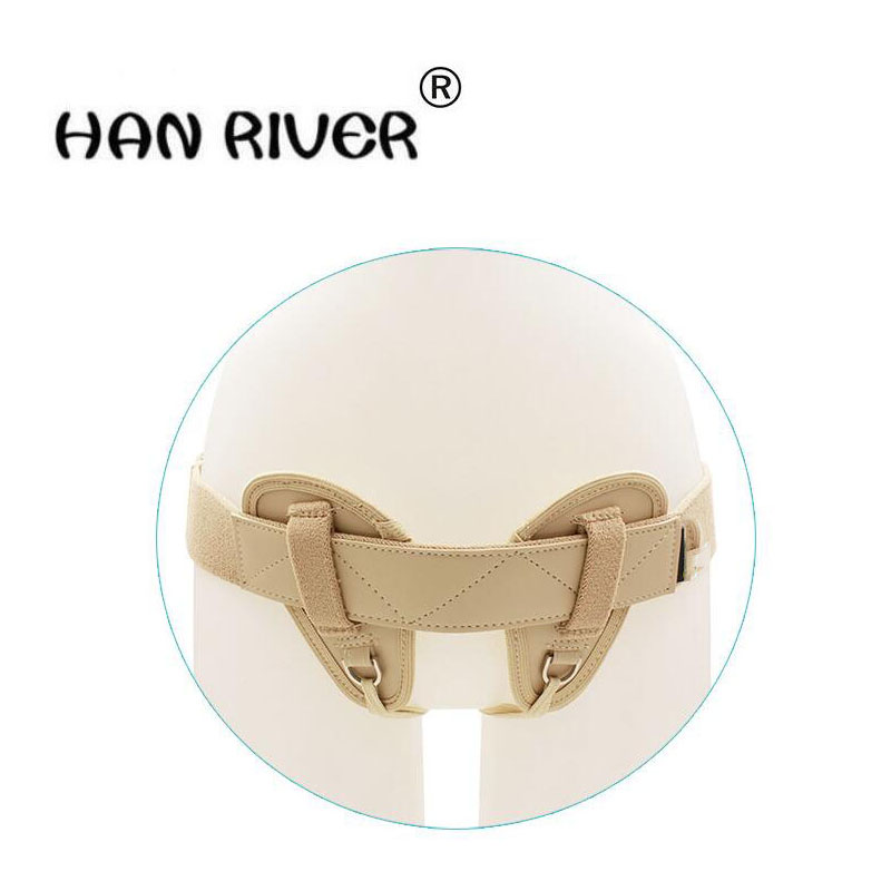 HANRIVER 2018 Home health supplies adult inguinal hernia with bandage unisex anti le hernia with old people