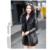 De alta Calidad de Las Mujeres Chaqueta de Invierno Abrigos De Señora De Piel de Abrigos de Piel Abajo Mujeres de la Capa 2016 Nuevos Abrigos Mujer Parka Larga Y501