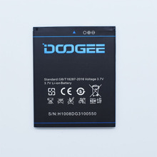 New Original Hekiy Battery B-DG310 For DOOGEE DG310 BDG310 2000mAh High Quality Mobile Phone Rechargeable Batteries in stock