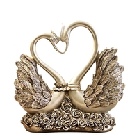 Loving Swan Couple Unique Wedding Gifts Home Decor Hot