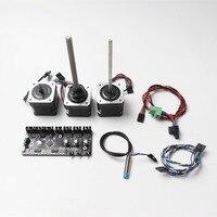 Blurolls Pursa i3 MK2.5/MK3 Multi Material V2 MMU V2 3d printer electrical parts, control board, motors kit, power signal cable