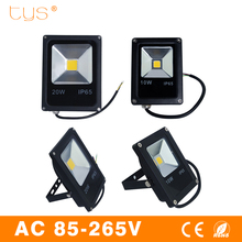 Spotlight LED Street FloodLight 10W 30W 50W Outdoor Led Flood light Exterieur Reflector IP65 Waterproof 85-265V Garden lighting
