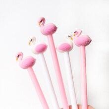 2 шт./лот 0,5 мм милые птицы гелевые кавайные ручки канцелярские роликовые шариковые ручки подарок офисный материал канцелярские принадлежности для школы