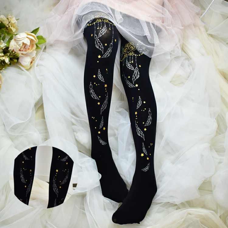 Fishnet Stockings Hosiery White Crystal Fishnet Tights Bling Lingerie Wedding Tights Lolita