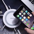 NILLKIN Hermit Multifunctional Wireless 4 USB Port Fast Charging Smart Charger For iPhone 7 Plus Samsung S6 S7 Xiaomi Smartphone