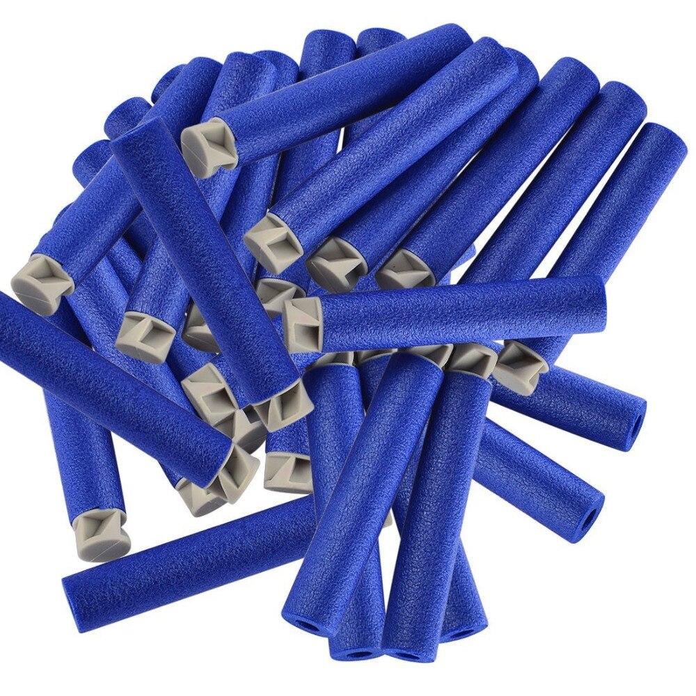 Refill Kugeln, 110 PCS-Dart Refill Pack Refill Darts für Nerf N-Strike Elite Accustrike Serie Blaster Schaum Kugeln für nerf
