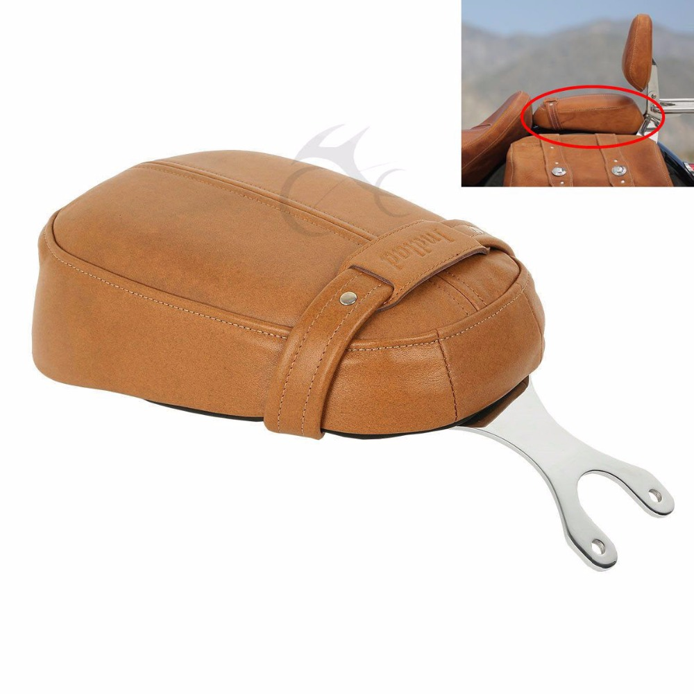 Motocycle Leather Passenger Pillion Seat For Indian Scout 2015-2018 Scout Sixty 2016-2018 2017