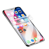 Forubest Soft Hydrogel Film on For Apple iPhone 7 8 Plus Cover Screen Protector For iPhone 6 6s Plus X XR XS MAX Protective Film