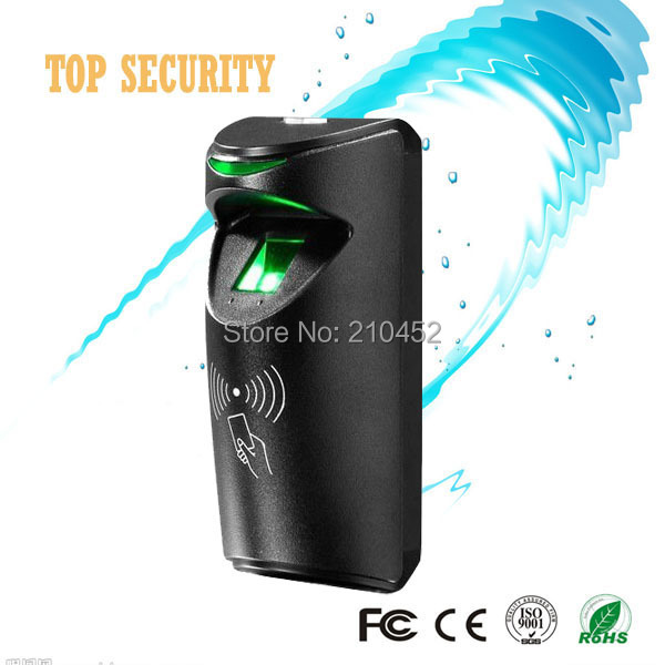 Good quality TCP/IP F11 ID Card And Fingerprint Access Control Fingerprint Reader And Time Attendance