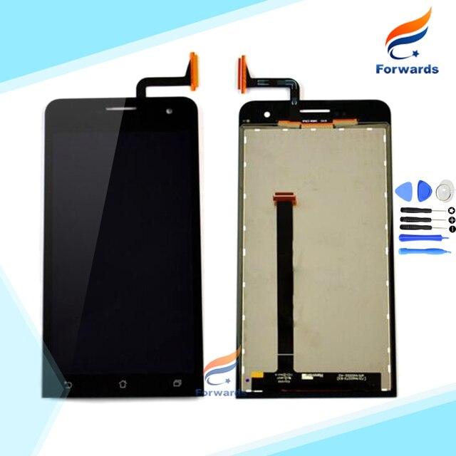 Новый для ASUS Zenfone 5 A500CG A501CG A500KL Жк-Экран дисплей с Сенсорным Дигитайзер + Инструменты 1 шт. бесплатная доставка