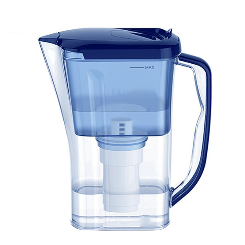 Alkaline Pitcher Water Filter Household Water Bottle Office Water Purifier Portable Filter Kettle Water Lonizer #* image