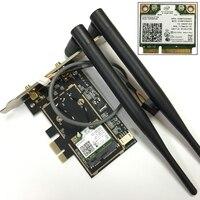 Ntel Dual Band Wireless BN 7260 Intel7260 7260BN 7260HMW BN 2 4 5G 300M BT4 0