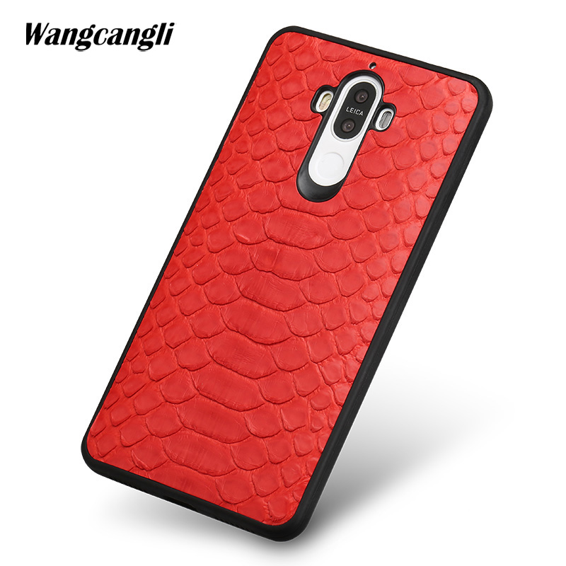 Luxury python skin all-inclusive phone case for HUawei Mate9 phone case New phone case for Huawei wangcangliLuxury python skin all-inclusive phone case for HUawei Mate9 phone case New phone case for Huawei wangcangli