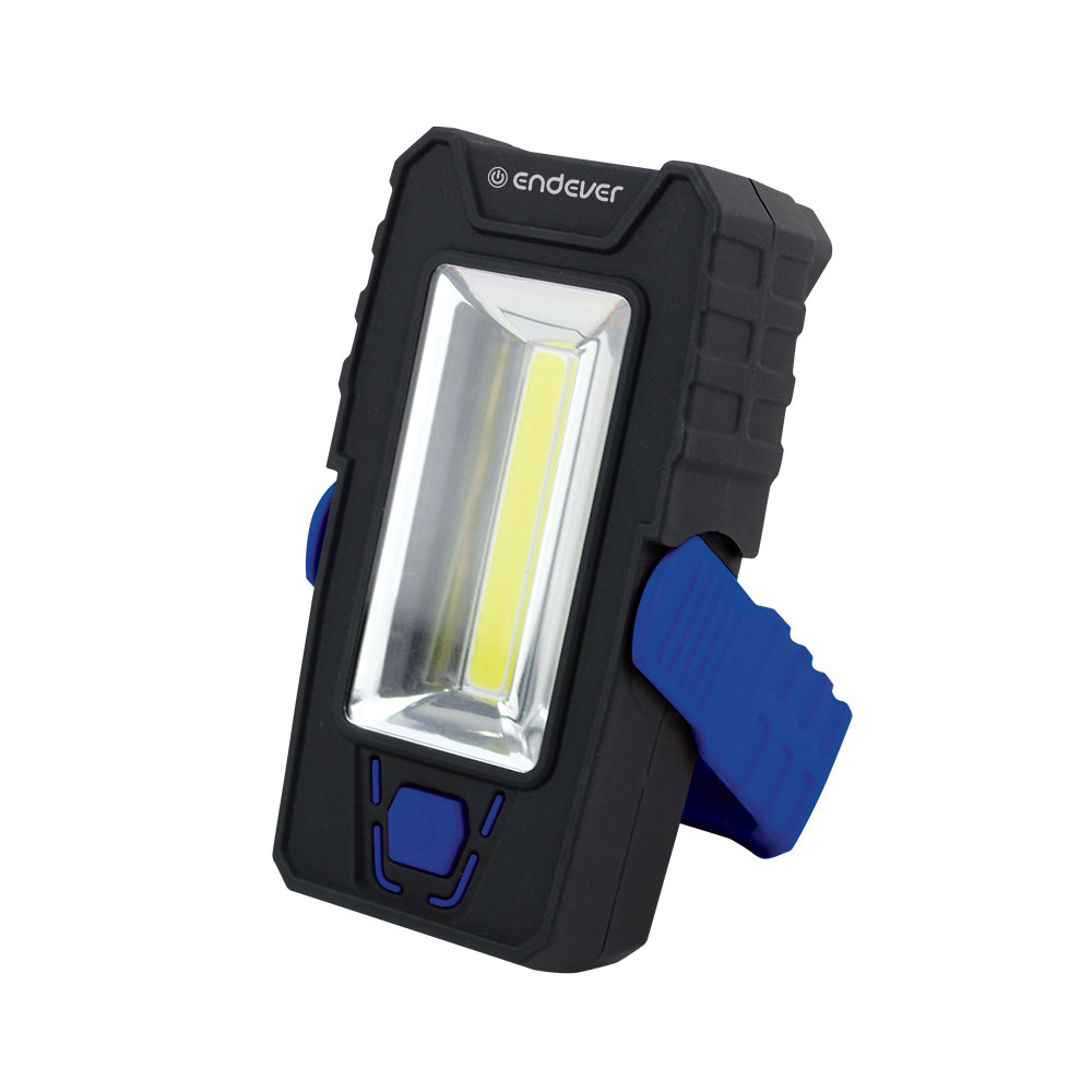 Universal LED lantern Endever Elight F-206 blue  black 97109 black lantern sleeves sweatshirts