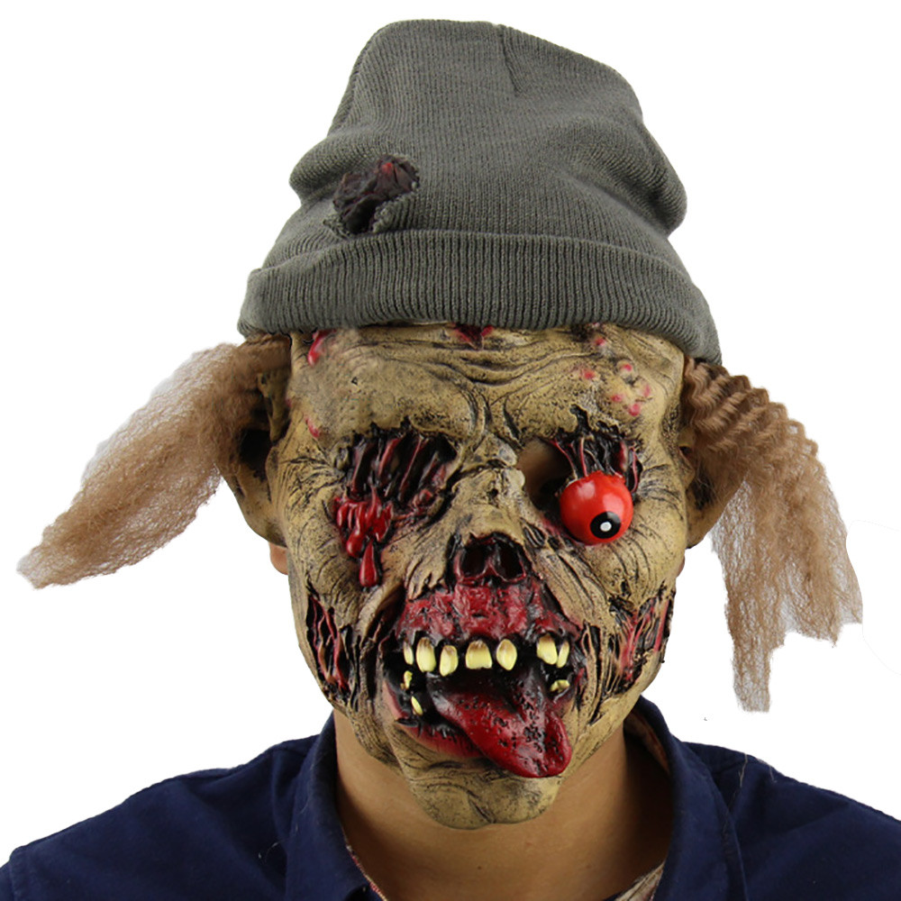 Aliexpress.com : Buy 2016 New Hot halloween pumpkin scary masks ...