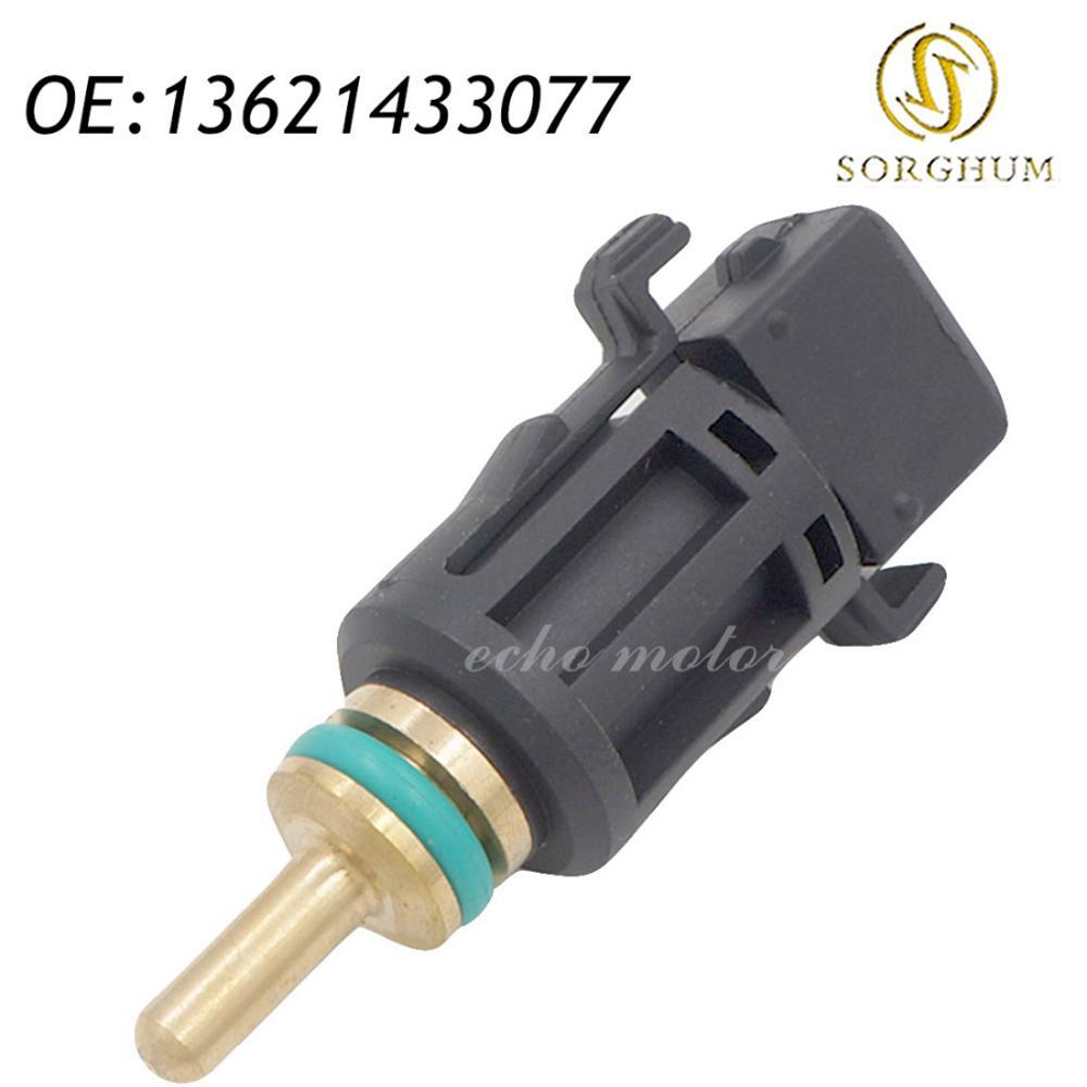 Coolant Temperature Sensor OE# 13621433077 For BMW E46 E90 E39 E60 E38 X3 X5 X6
