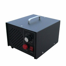 Ozone purifier, ozonator, ozone generator 7000mg/H. With Timer Two style with two color Black & Orange