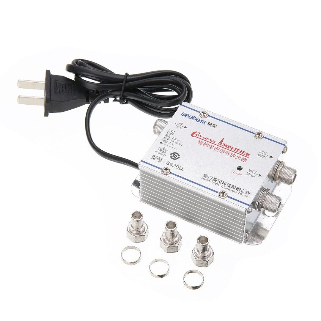 Kvaliteetne kahesuunaline CATV videomakk TV antennisignaali - Kodu audio ja video - Foto 2