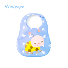 Himipopo Baberos Baby Bibs Eva Waterproof Saliva Towel Scarf Lunch Boys Girls Cartoon Infant Burp For Children Feeding Carebaby