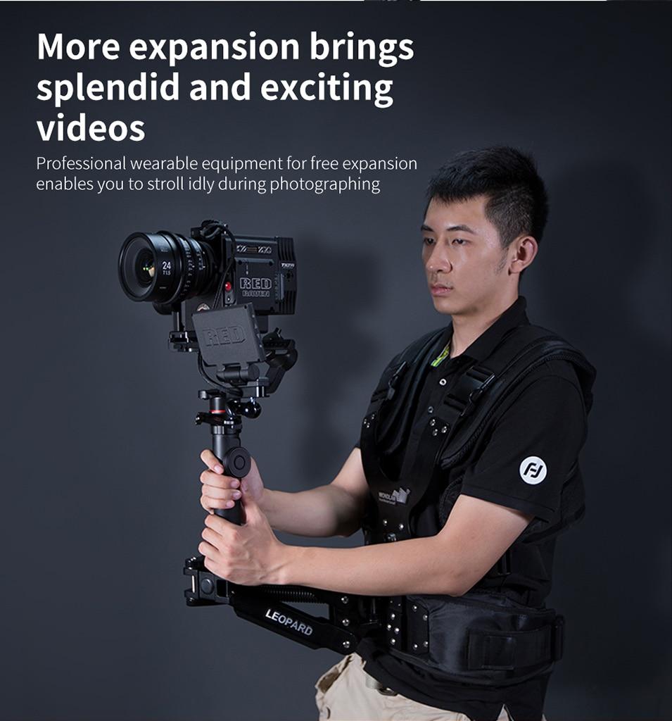 Feiyutech Feiyu AK4000 AK00 3-Axis DSLR Stabilizer Follow Focus Handhel Video Gimbal for Sony Canon Panasonic Nikon cameras 26
