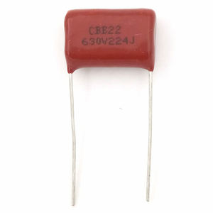 Image 5 - MCIGICM 1000 pcs 220nF 224 630V CBB Polypropylene film capacitor pitch 15mm 224 220nF 630V