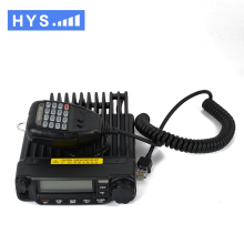 136-174Mhz mobile radio transceiver walkie talkie car bus army mobile vhf two way radio With USB Programming Cable TM-8600