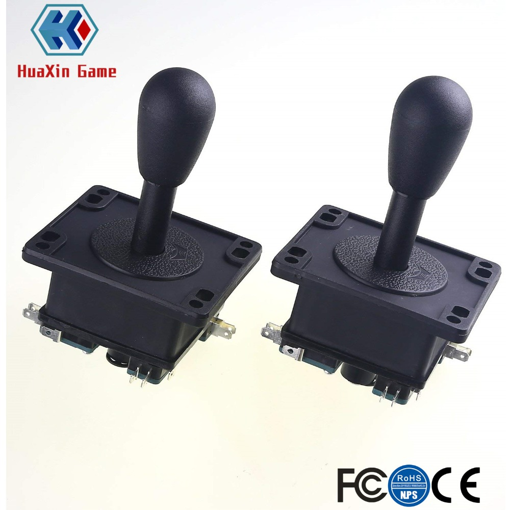 2X Arcade game HAPP Competition Style 4-Way Joysticks for MAME DIY parts