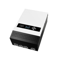MPPT Solar Inverter 3000W 24V Pure Sine Wave Inverter 50A Off Grid Inverter 220V Hybrid Inverter 30A AC Charger
