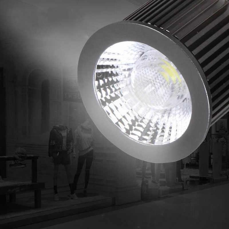 Foco LED regulable GU10 MR16 E27 COB Chip Beam 15W 20W 25W foco LED lámpara para foco LED COB lámpara de alta potencia