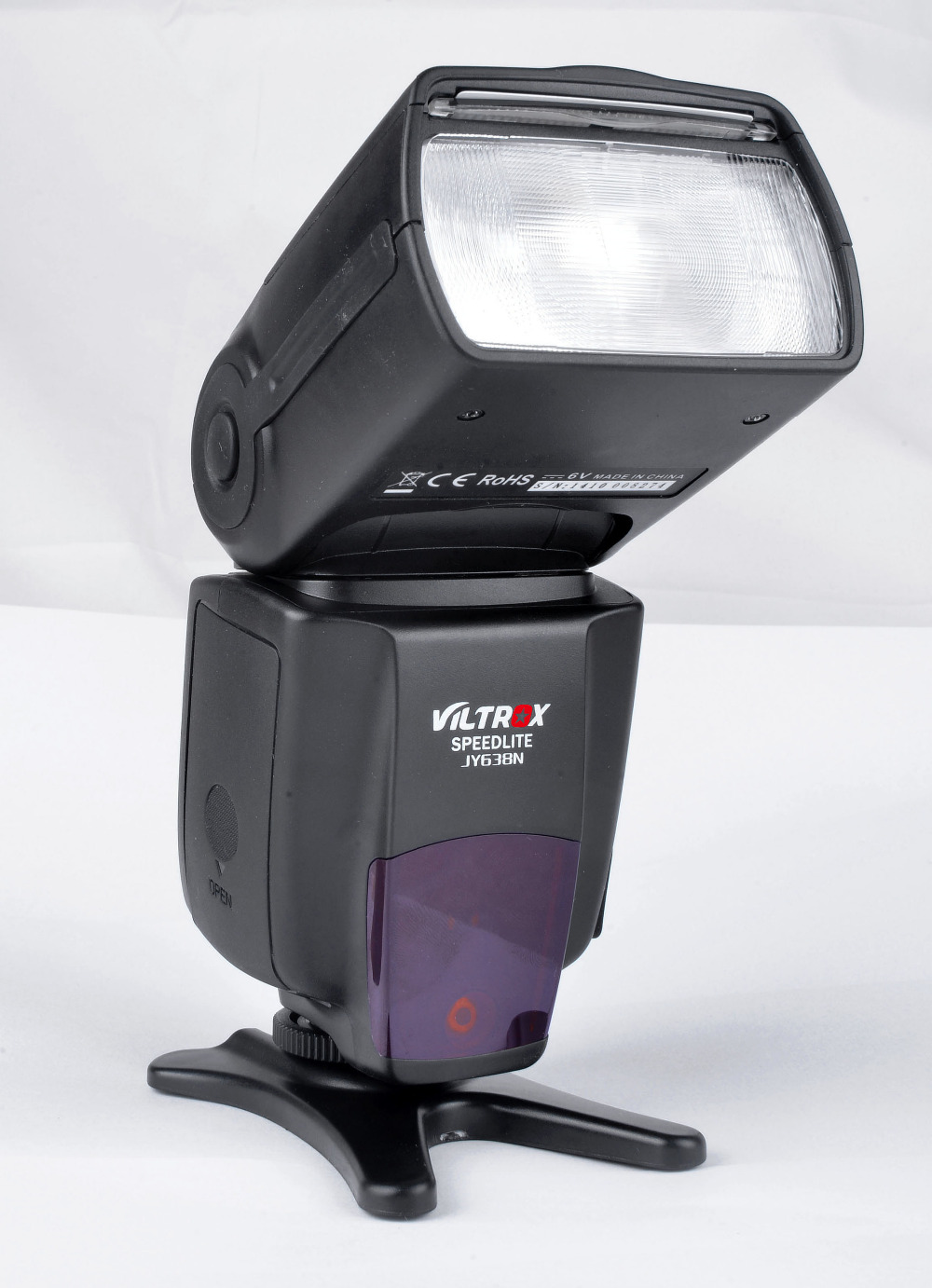 VILTROX JY-680N LCD i-TTL Flash Speedlite For Nikon D5100 D5200 D3100 D7100 D3200 D800 D700 D90 camera