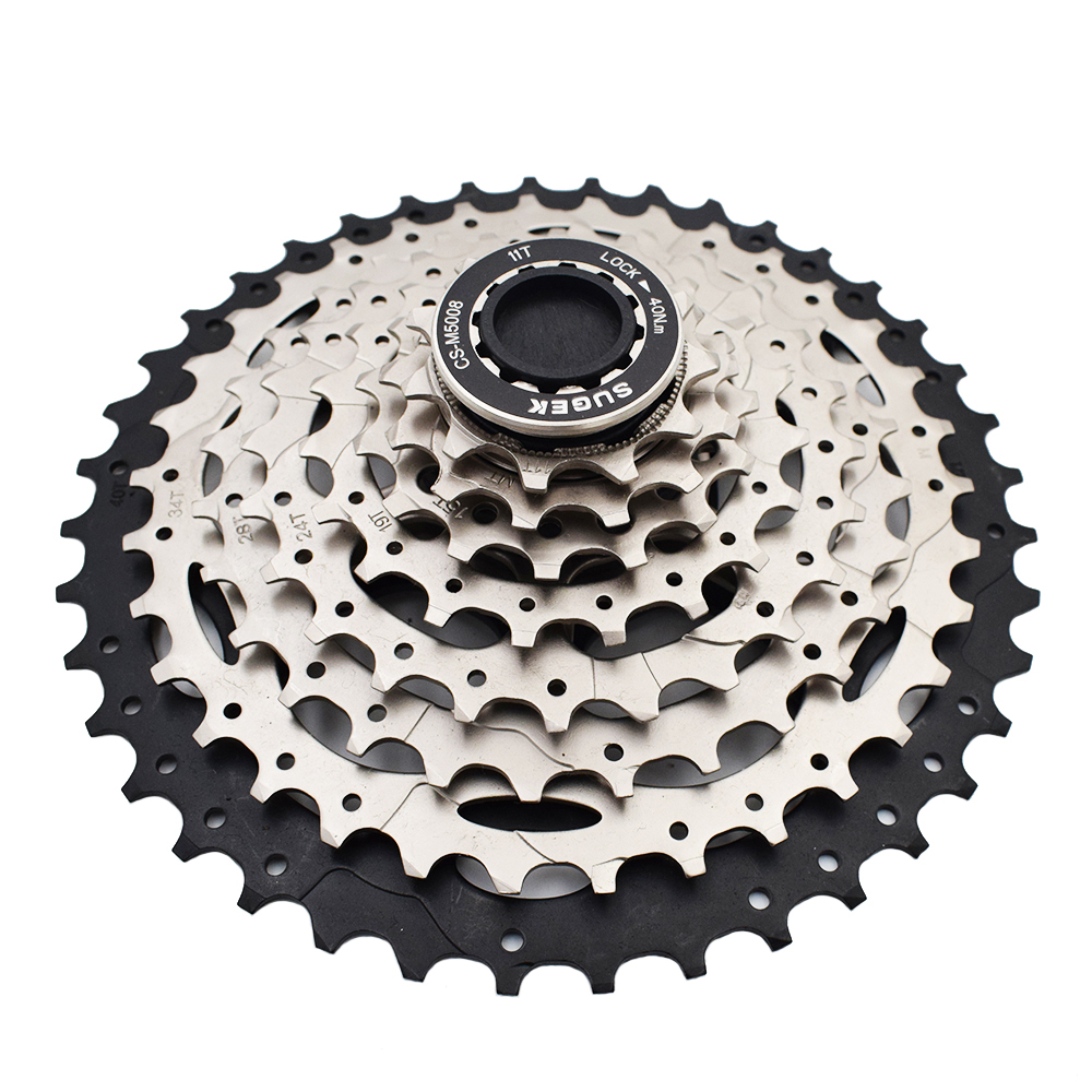 Sporting Goods Cycling 9 Speed Mtb Mountain Bike Bicycle Cassette Sprocket Flywheel Freewheel 11-40t To Be Distributed All Over The World