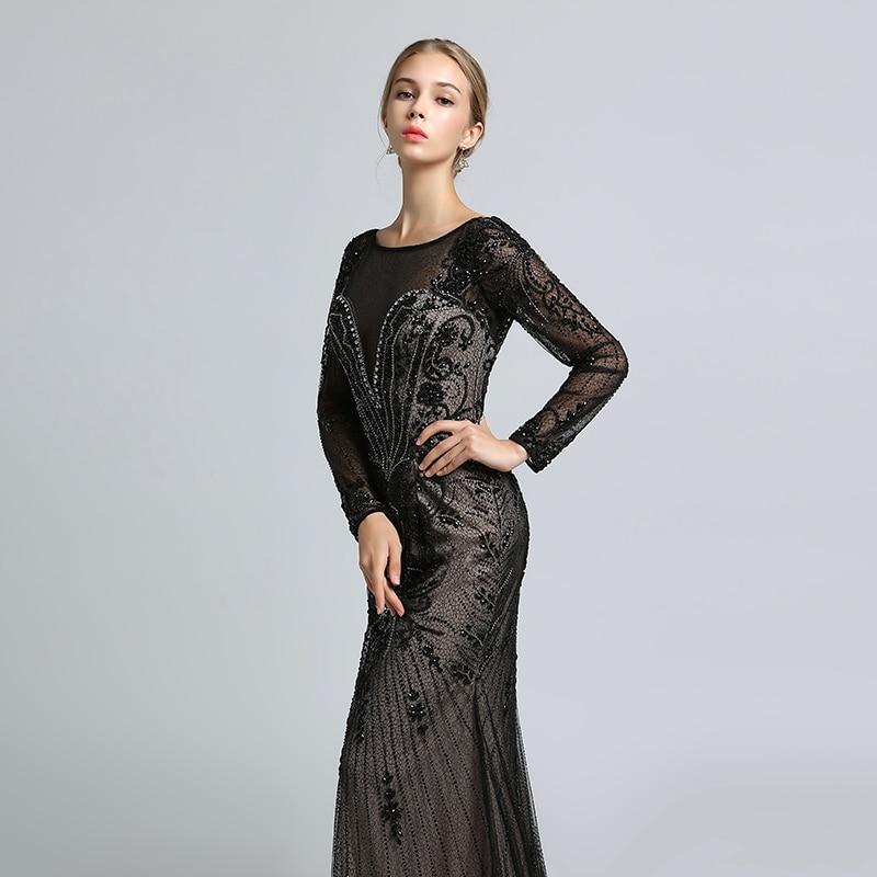 Promote⌡Celebrity Dresses Carpet-Gown Mermaid Red Formal Beading Floor-Length Crystal LSX366