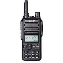 100% oryginalny JJCC JC 1200 Walkie Talkie przenośne IP66 wodoodporne radio dla amatorów Uhf Woki Toki polowanie Hf cb radio