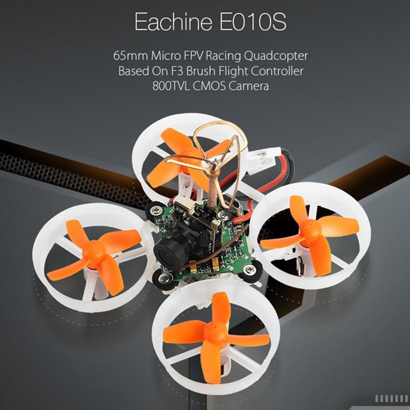 Нибиру E010S 65мм микро гонок fpv quadcopter с КМОП купольная камера 800tvl на основе Ф3 кисти полет контроллер RC беспилотный БНФ против товар Н36 Е10