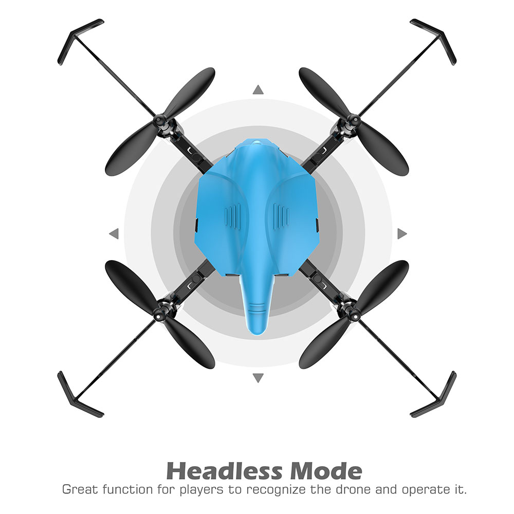 Holy Stone HS177 Dron Battle RC Helicopter RTF Quadcopter Altitude Hold 3D Flip Headless mini drone Easy Fly for Beginner 2 Pcs