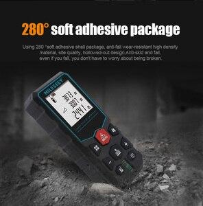Image 4 - Mileseey X5 جديد نموذج الليزر Rangefinder أداة الليزر جهاز قياس المسافات متر ارتفاع أداة قياس ليزر جهاز قياس المسافات