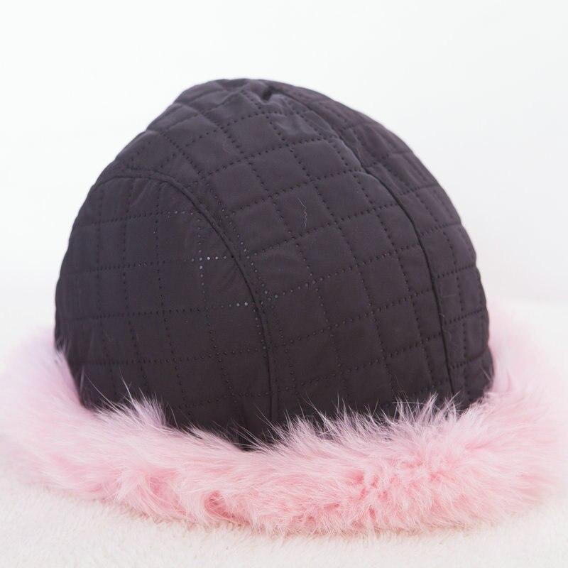 Winter Cap Women 2020 Luxury Warm Fur Hat Real Fox Fur Hats Women's - Kläder tillbehör - Foto 5