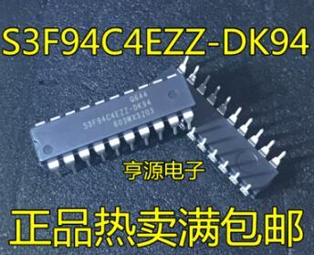 Новинка, индукционная плита, чип для индукционной плиты S3F94C4EZZ S3F94C4 DIP20, новая и оригинальная, 10 шт./лот