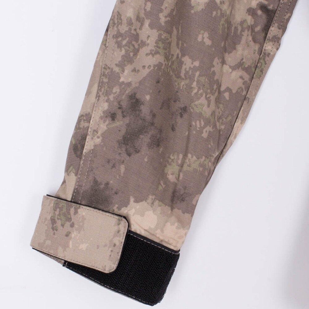 Kaki Cordon Raccords Manteau Capot Vêtements Long Marée Camouflage Épissage Harajuku Veste wgqF4vfv