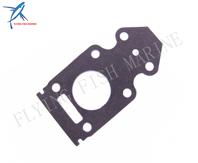 US $5 66 19% OFF Boat Motor 63V 45315 A0 Lower Casing Packing / Gasket for  Yamaha 9 9hp 15hp F15 15F T9 9 Outboard Engine-in Boat Engine from