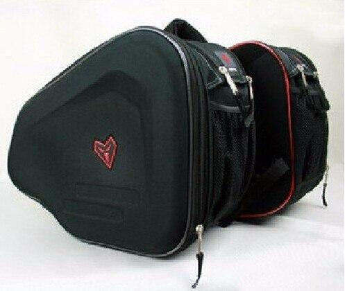 nova motocicleta universal equitacao alforjes sela sacos esquerda direita bolsa para honda shadow suzuki yamaha al034