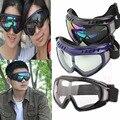 1 PC Outdoor Anti Vento Óculos de Areia Óculos De Proteção Contra Poeira Com Esponja