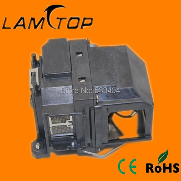 Free shipping  LAMTOP  projector lamp  with housing/cage  for   EB-C30X projector color wheel for optoma hd80 free shipping